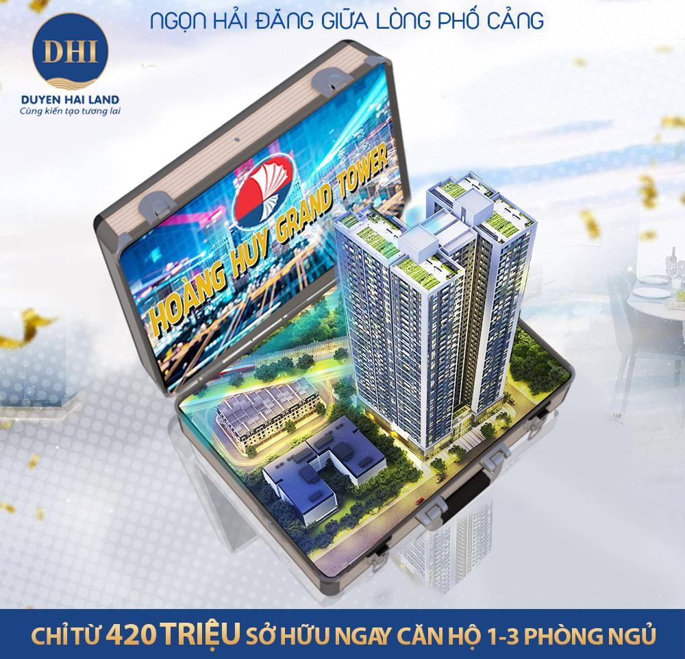 HOÀNG HUY GRAND TOWER