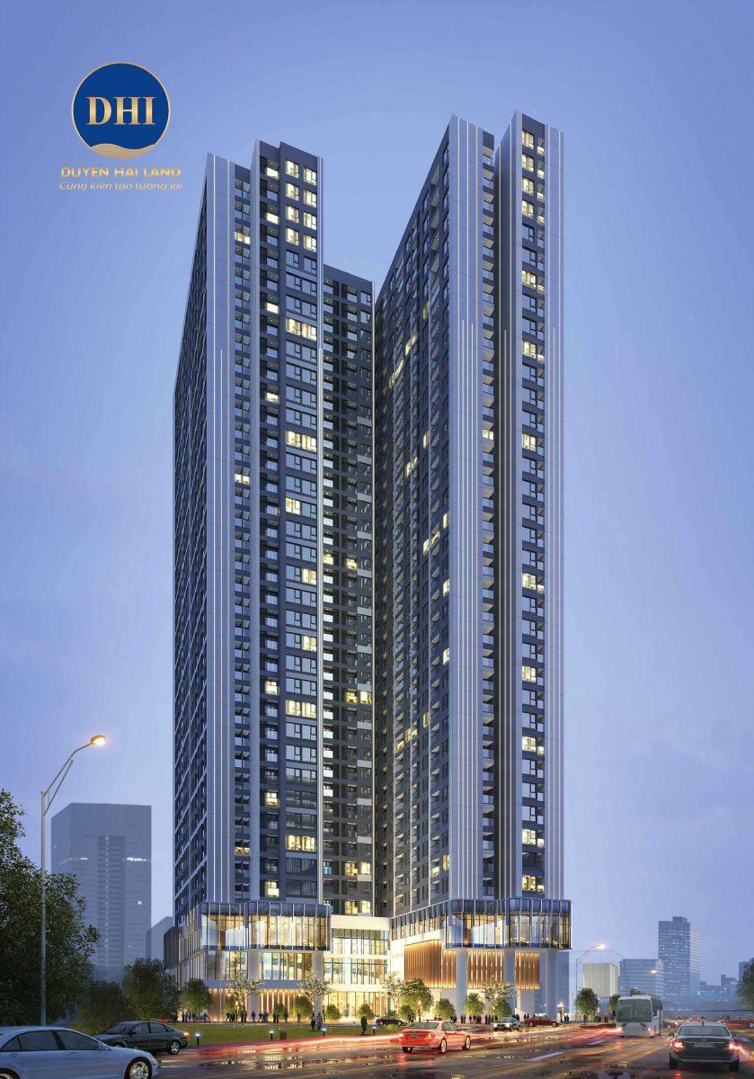 Hoàng Huy Gradn Tower - Duyên Hải LAND