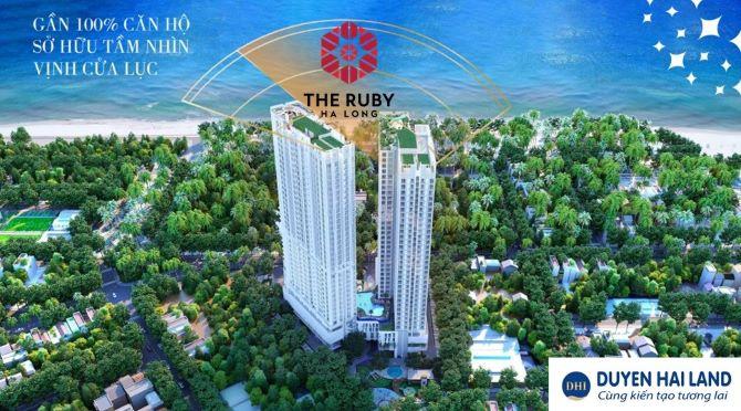 The Ruby Hạ Long - Sứ mệnh kiến tạo tâm điểm mới tại vịnh xanh