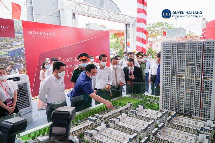 Hoàng Huy Commerce: Lễ khởi công xây dựng dự án