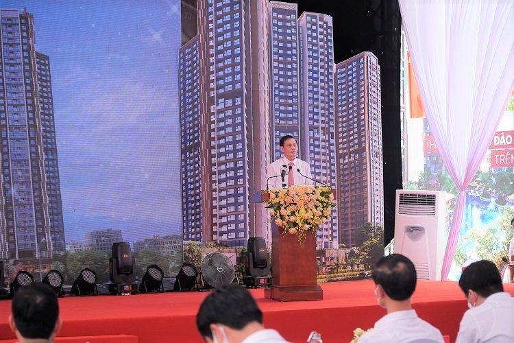 Hoàng Huy Commerce: Lễ khởi công dự án