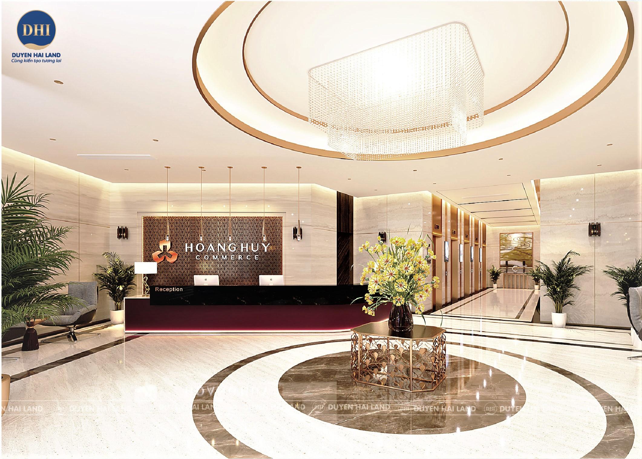 Hoàng Huy Commerce: Phân tích hướng, view căn hộ