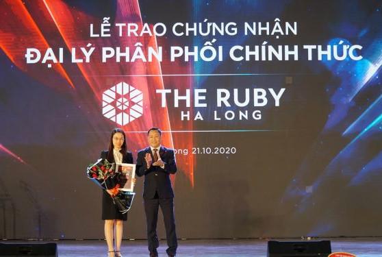 Duyên Hải Land - Đại lý F1 chính thức của Dự án The Ruby Hạ Long