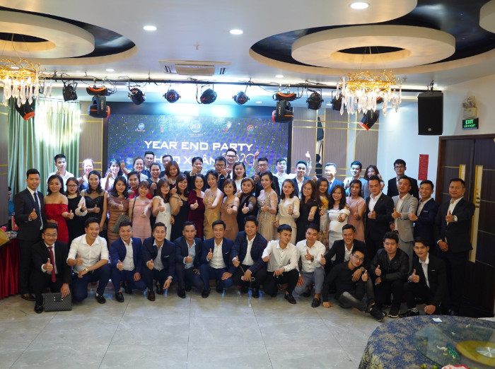 Year anh Party 2019 - Chào 2020