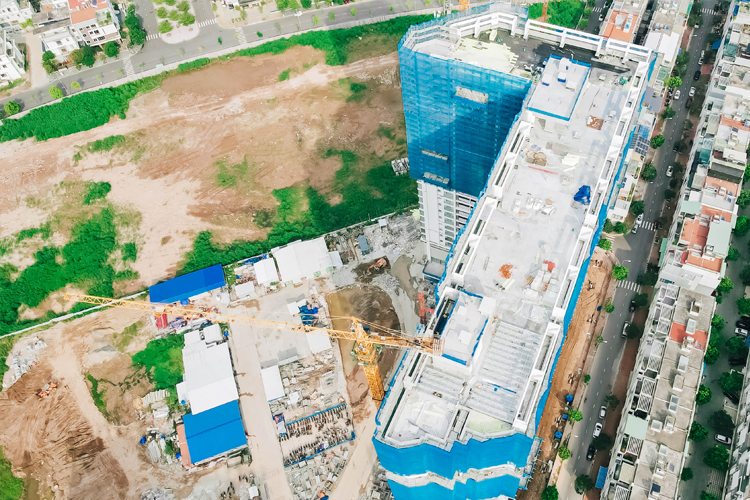 Cập nhật tiến độ thi công dự án chung cư The Minato Residence tháng 8/2021